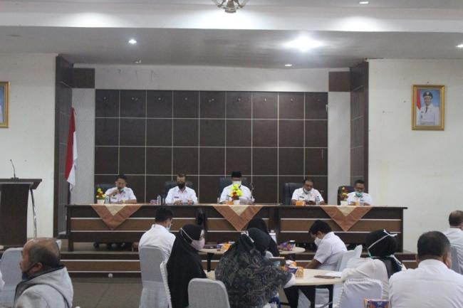 Pemda Kabupaten Solok Siapkan PPAS Tahun Anggaran 2021