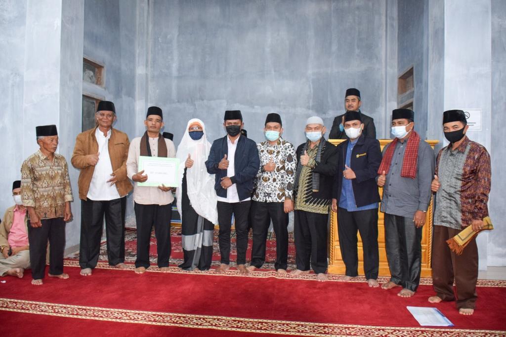 Jon Firman Pandu beserta TSR  Laksanakan Safari Ramadhan ke Nagari Koto Laweh